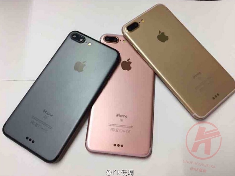 In uscita il nuovo Iphone 7 e Iphone 7s