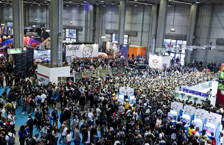 Milan Games Week 2018: il virtuale si fa reale